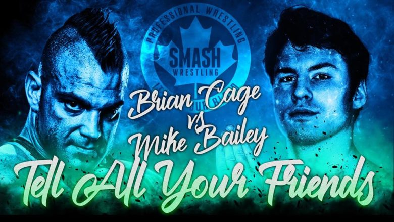 Tell All Your Friends – Smash Wrestling | The Phoenix
